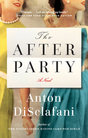 The cover of the book The After Party
