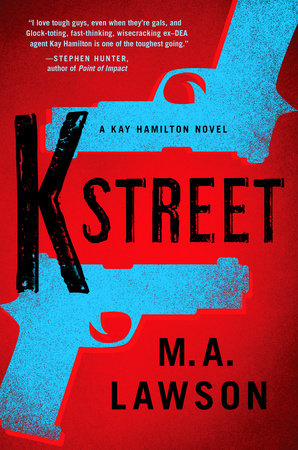 The cover of the book K Street