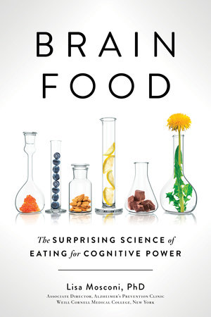 The cover of the book Brain Food