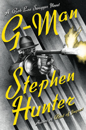 The cover of the book G-Man