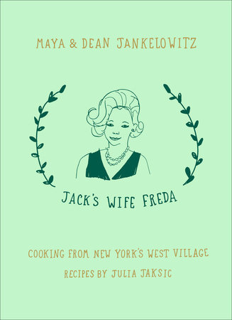 Jack's Wife Freda by Maya Jankelowitz and Dean Jankelowitz