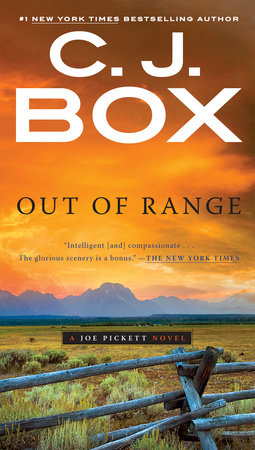 Out of Range by C. J. Box