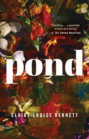 The cover of the book Pond
