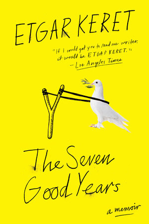 The cover of the book The Seven Good Years