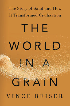 The cover of the book The World in a Grain