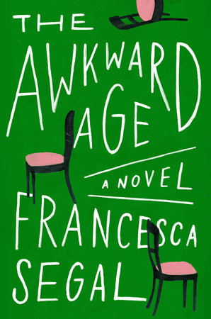 The cover of the book The Awkward Age