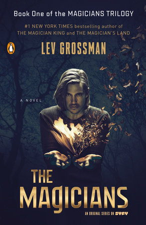 The Magicians Book Cover Picture