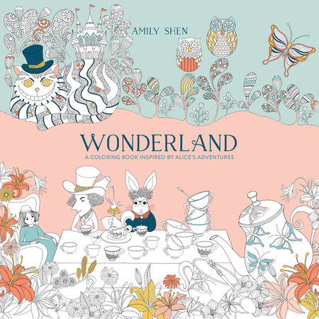Wonderland by Amily Shen