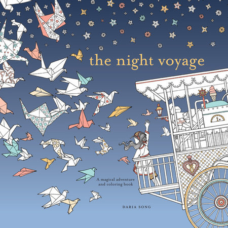 The Night Voyage by Daria Song