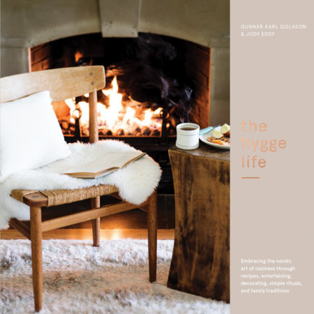 The cover of the book The Hygge Life