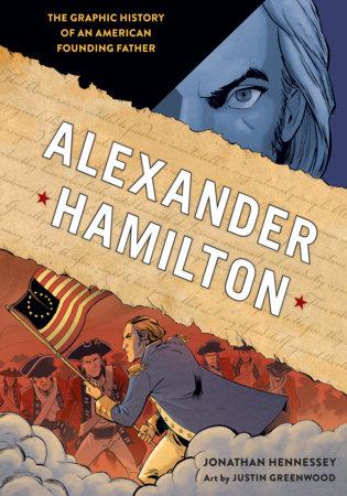 Alexander Hamilton by Jonathan Hennessey