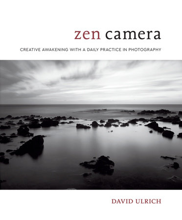 The cover of the book Zen Camera