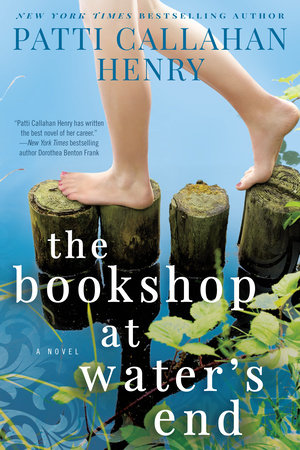 The cover of the book The Bookshop at Water's End