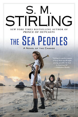 The cover of the book The Sea Peoples
