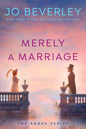 Merely a Marriage by Jo Beverley