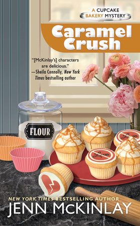 Caramel Crush by Jenn McKinlay