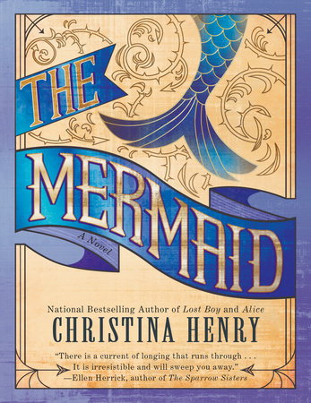 The cover of the book The Mermaid