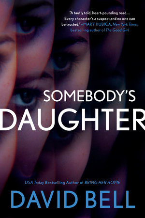 The cover of the book Somebody's Daughter