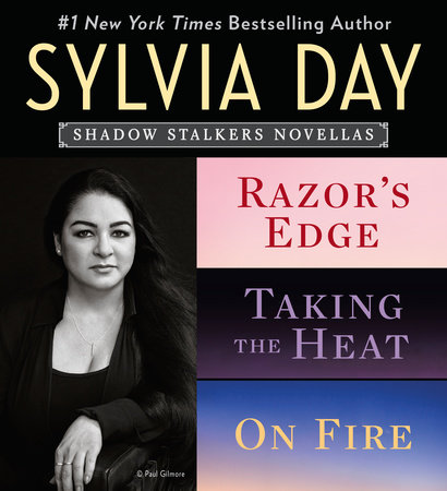 Sylvia Day Shadow Stalkers E-Bundle