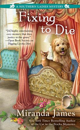 Fixing to Die by Miranda James