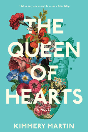 The cover of the book The Queen of Hearts