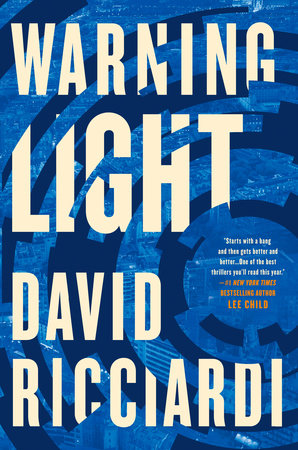 The cover of the book Warning Light
