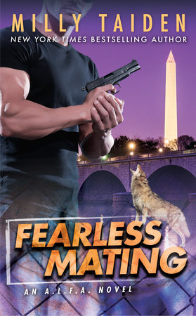 The cover of the book Fearless Mating