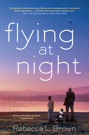 The cover of the book Flying at Night