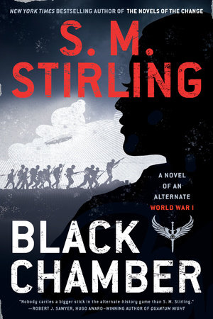 The cover of the book Black Chamber