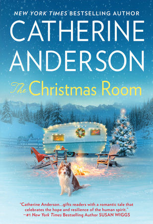 The cover of the book The Christmas Room