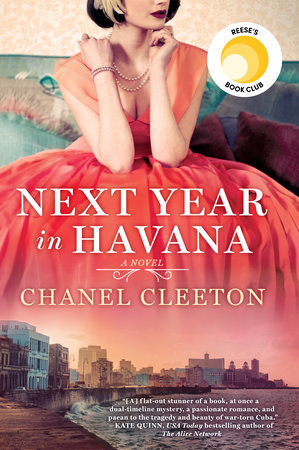The cover of the book Next Year in Havana