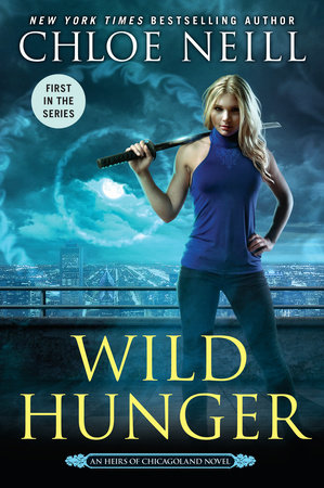The cover of the book Wild Hunger