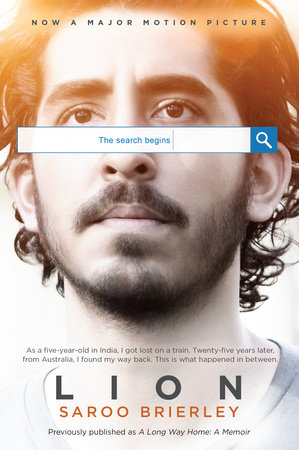 Lion (Movie Tie-In) by Saroo Brierley