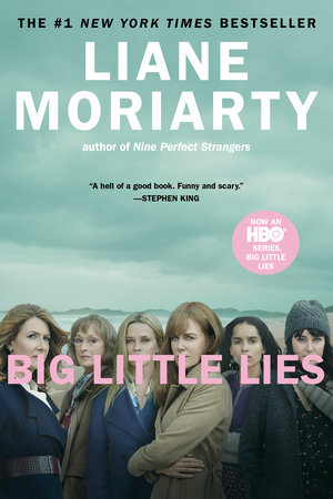 Big Little Lies Book Cover Picture