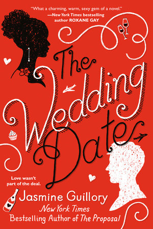 The cover of the book The Wedding Date