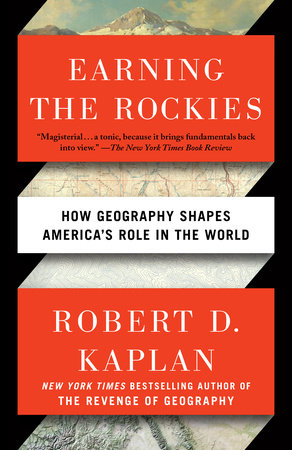 The cover of the book Earning the Rockies