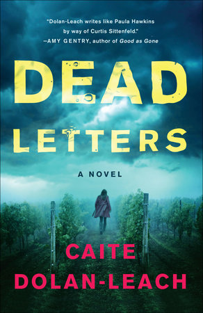 The cover of the book Dead Letters