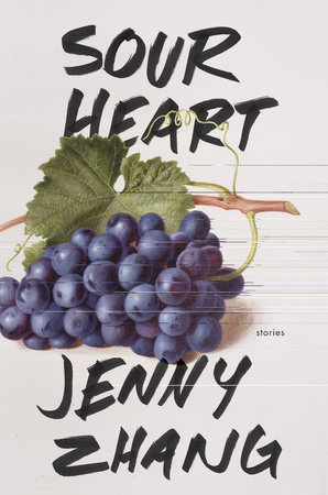 The cover of the book Sour Heart