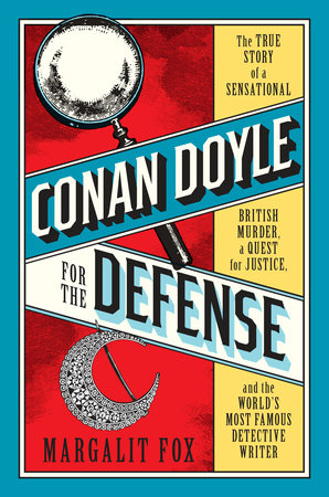 The cover of the book Conan Doyle for the Defense