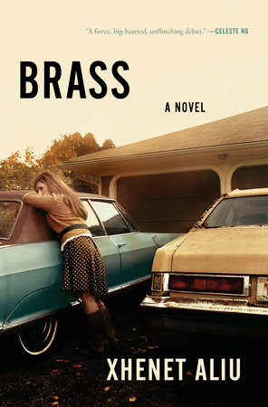 The cover of the book Brass