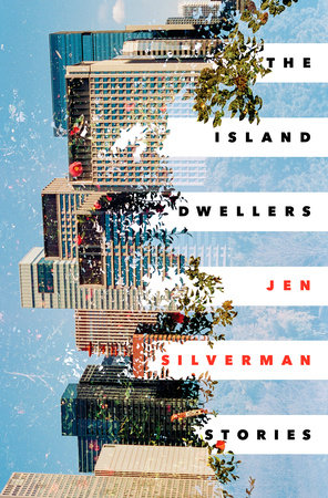 The cover of the book The Island Dwellers