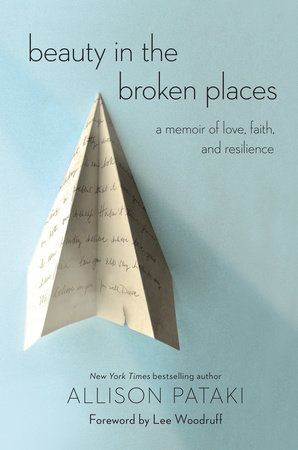 The cover of the book Beauty in the Broken Places