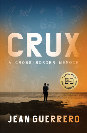 The cover of the book Crux