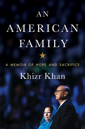 The cover of the book An American Family