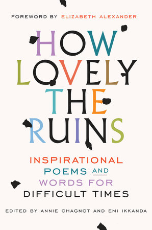 The cover of the book How Lovely the Ruins