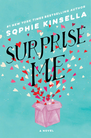 The cover of the book Surprise Me