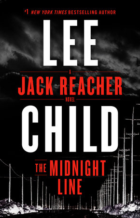 The cover of the book The Midnight Line