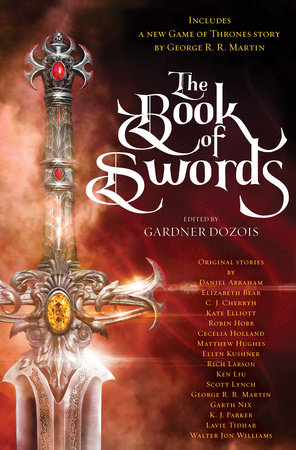 The cover of the book The Book of Swords