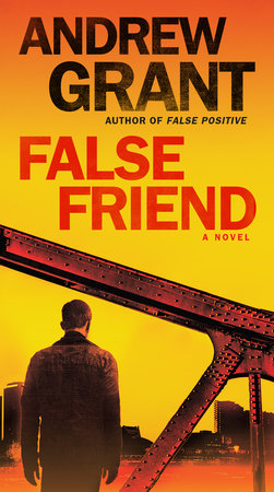 The cover of the book False Friend