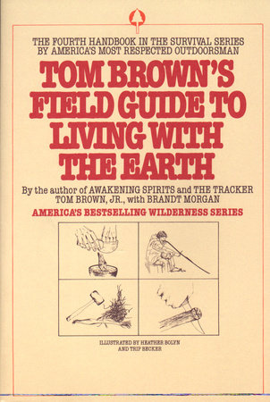 Browns Gde Living Tr by Tom Brown